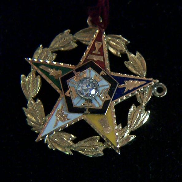 Eastern Star Pendant